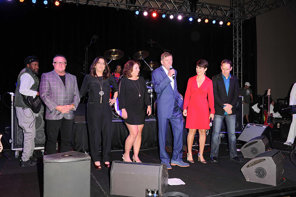 Gallery of Footy's Bubbles & Bones Gala held October 2016 in Hollywood Florida