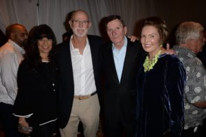 Footy's Bubbles & Bones Gala held at the Western Diplomat
