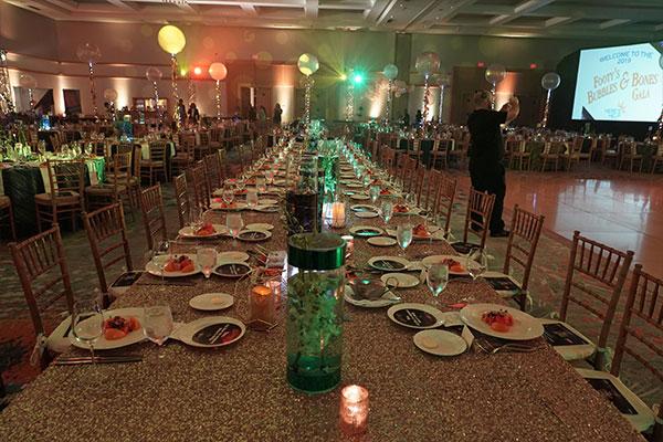 2019 Bubble and Bones Banquet Hall